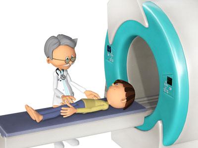 what is a pediactric cardiac MRI
