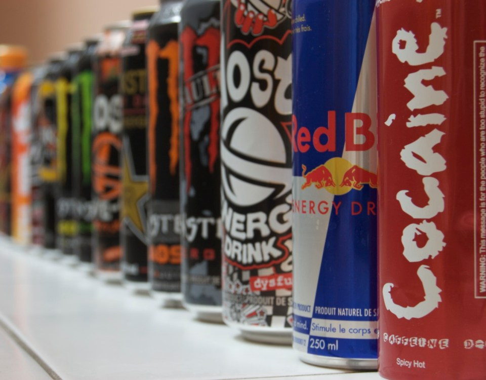 energy drinks study