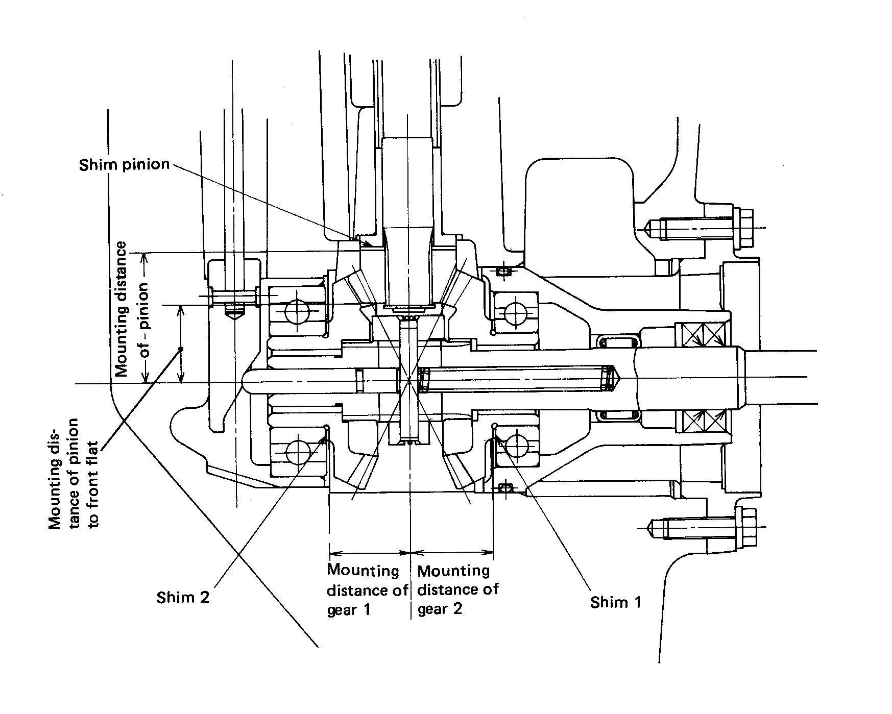 Schema Moteur Yamaha 9 9