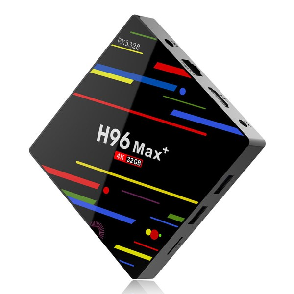 H96 Max Android Tv