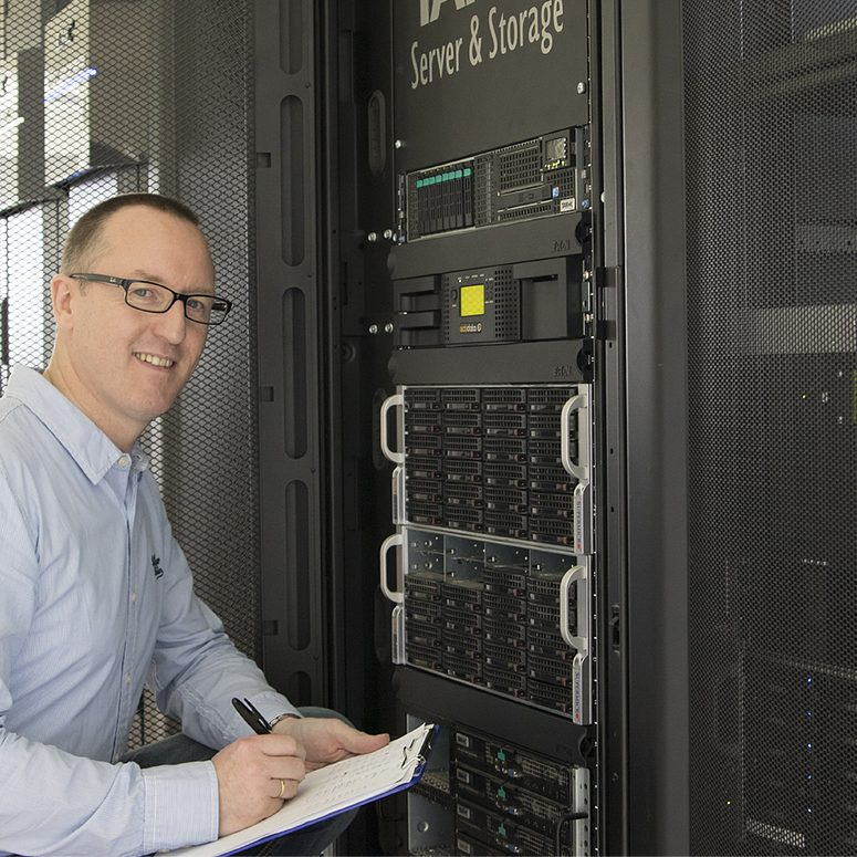 PCD-Systems IT-Check