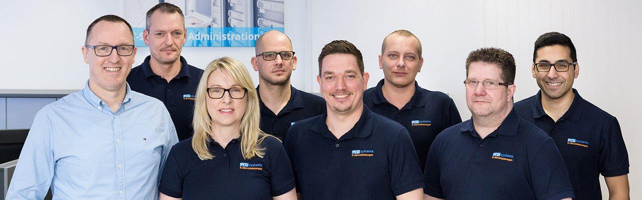 IT Dienstleistungs-Team