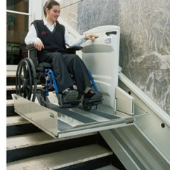 Wheelchair Seat Belt Swivel Office Chair Upholstered Outdoor Stair Lifts | Stairlift Platform