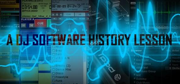 PCDJ: A DJ Software History Lesson | PCDJ