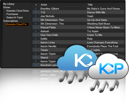Professional Karaoke Subscription | 95 Karaoke Tracks Added To