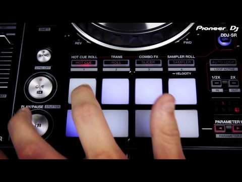 Pioneer DDJ-SR DJ Controller Beta Map For PCDJ DEX 3