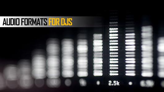 DJ Audio Formats Explained | PCDJ