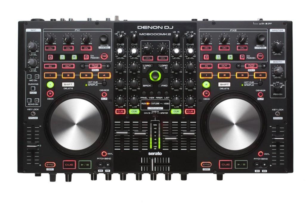 MC6000 MK2 for Karaoke