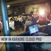 New Tracks in Karaoke Cloud Pro