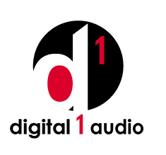 Digital 1 Audio Logo