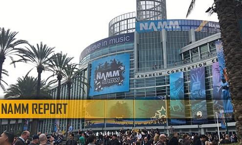 NAMM DJ Show report 2016
