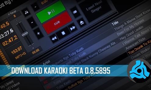 karaoke software version 0.8.5895
