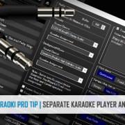 Karaoke Pro Tip - Separate Audio Outputs