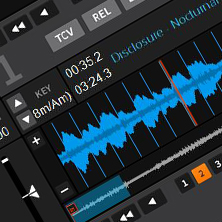 Key Detection DJ software