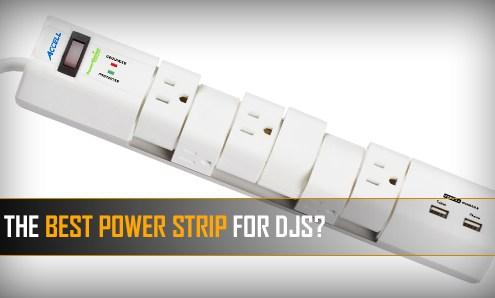 best power strip for Djs
