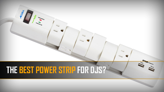 best power strip for Djs