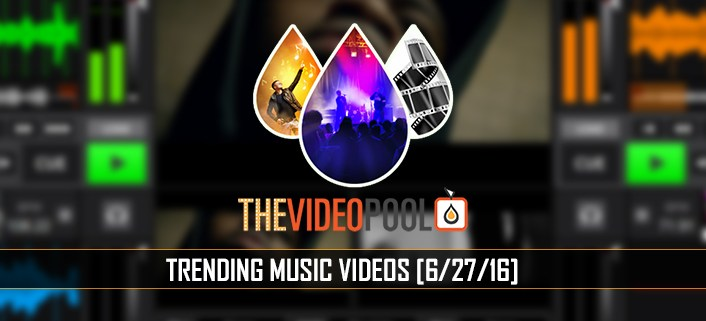 Trending music video downloads June 2016