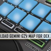 Download DEX 3 and DEX 3 RE Map for Gemini G2V