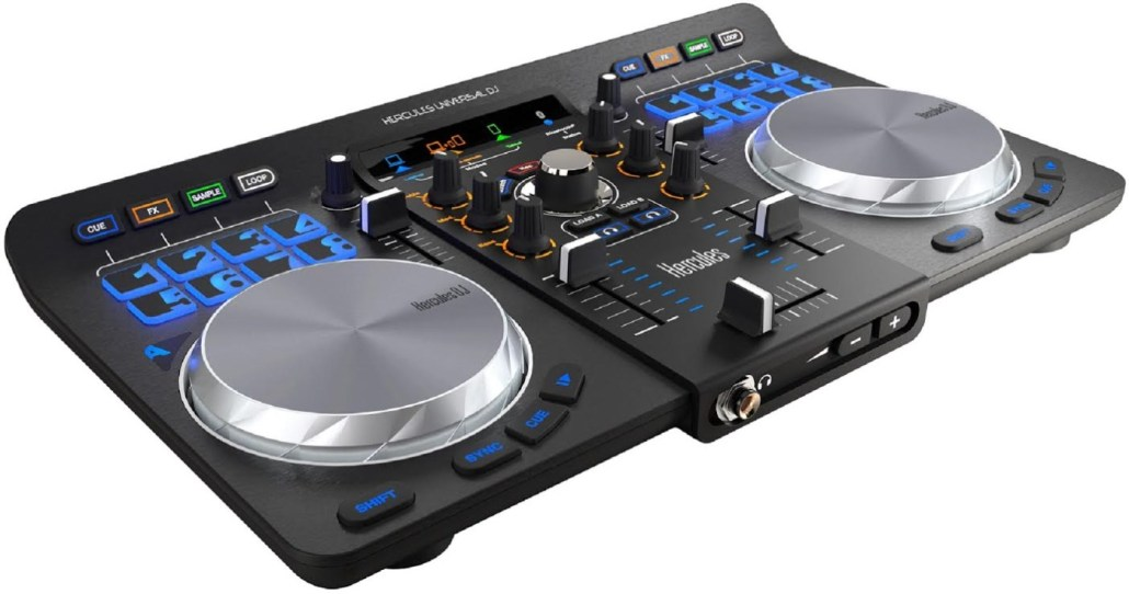 DJ CONTROLLERS | DOWNLOAD HERCULES UNIVERSAL DJ MAP FOR DEX 3 AND