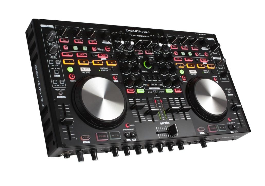 DJ Controllers | Download New Modified Denon MC6000 MKII Map