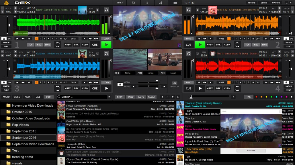 best vj software 2016