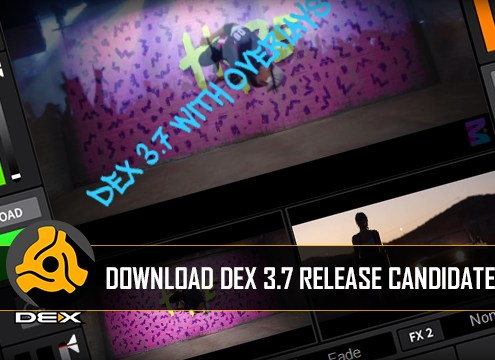 DEX 3.7 DJ And Video Mixing Software Download