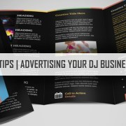 Advertising your DJ business