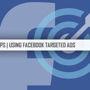 Facebook For DJs - Using Targeted Ads