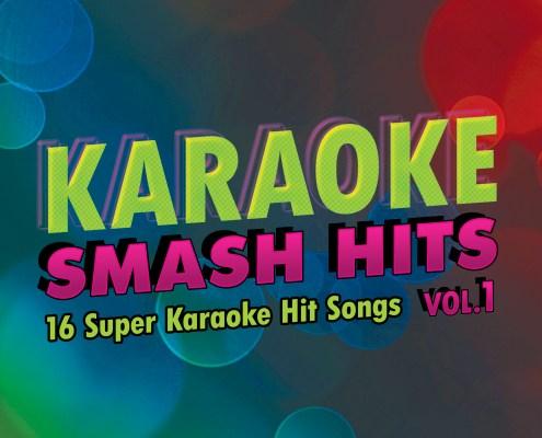 Smash Hits Karaoke V1 HD Karaoke Pack