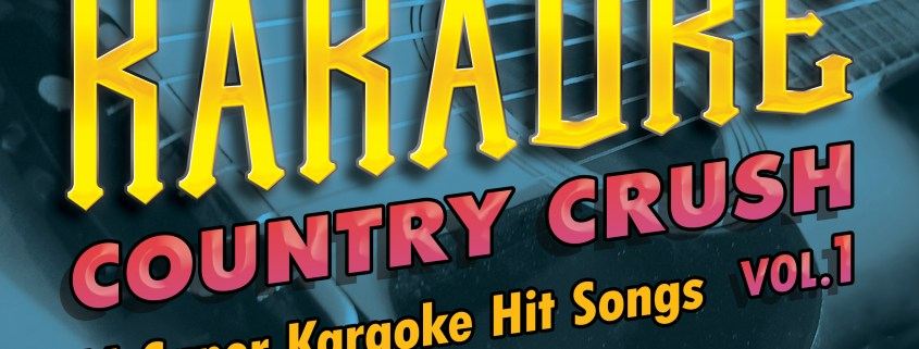 Country Crush Karaoke HD Download Pack