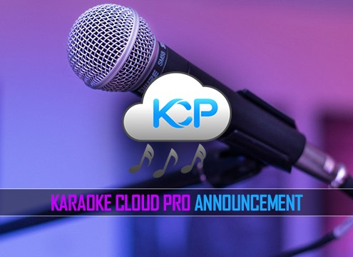20 New Songs Added To Karaoke Cloud Pro Each Week