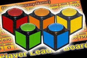 TM-120 Trivia Quiz buzzer and software