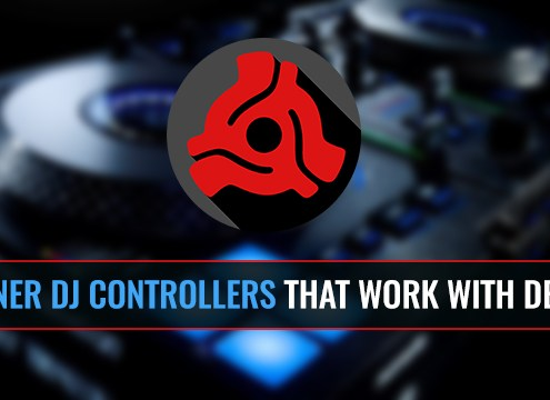 Beginner DJ controllers that work with DEX 3 RE DJ software
