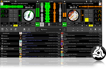 Download Free DJ Software And #MixEverything | PCDJ