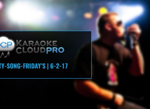 Karaoke Cloud Pro releases 6-2-17
