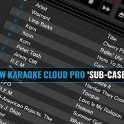 Karaoke Subscription Sub-cases in Karaoki