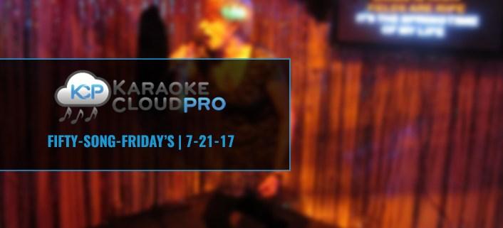 Download karaoke songs from karaoke cloud pro 7-21-17