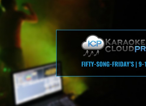 50 new karaoke songs for download 9-1-17