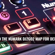 Download Map for Numark DJ2GO2 DJ Controller