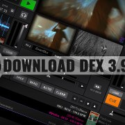 DEX 3.9.0.8 DJ mixing software update