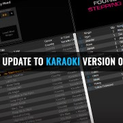 Update To Karaoki Version 0.8.6537
