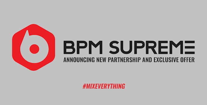Announcing our New Partnership with BPM Supreme | PCDJ