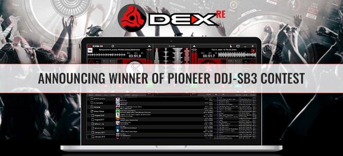Pioneer DDJ-SB3 Winner