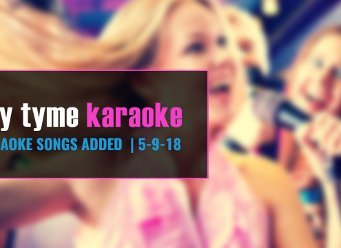 New karaoke songs party tyme karaoke subscription