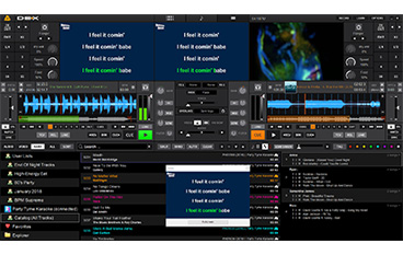 DEX 3 DJ and Karaoke Software