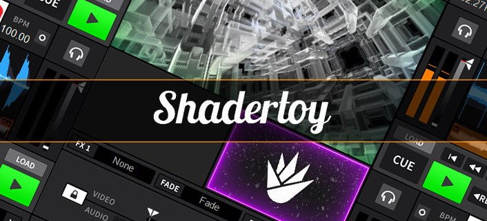 Download Shaders for Use with DEX 3 DJ Software