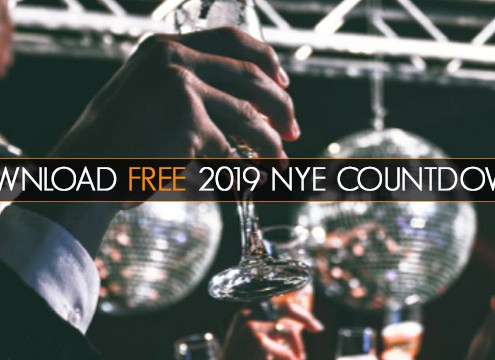 Download Free New Years Eve Countdowns 2019