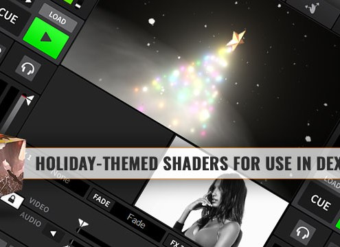 Holiday Shaders to use with DEX 3