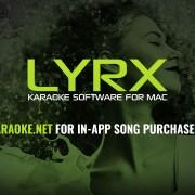 LYRX with Karaoke.net Karaoke Store