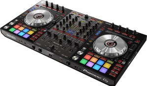 Pioneer DDJ-SX3 DJ Controller for DEX 3 DJ Software